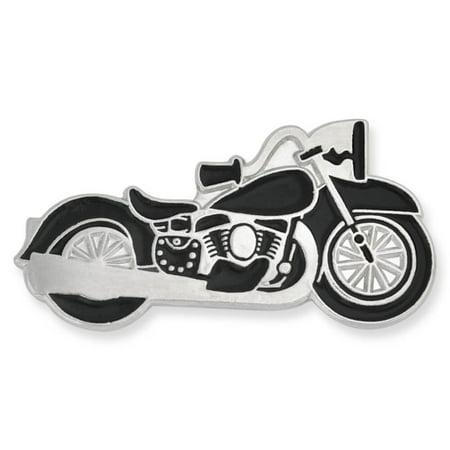 Motorcycle Biker Chopper Enamel Lapel Pin