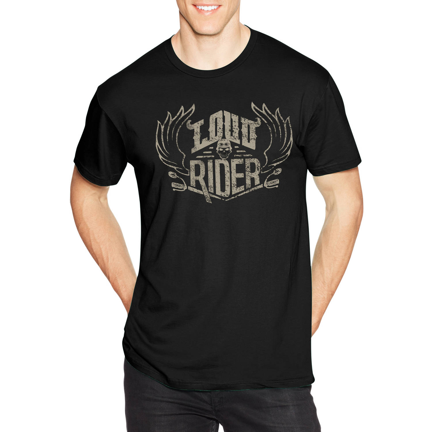 Big Men's Lightweight Graphic Tee - Americana Collection