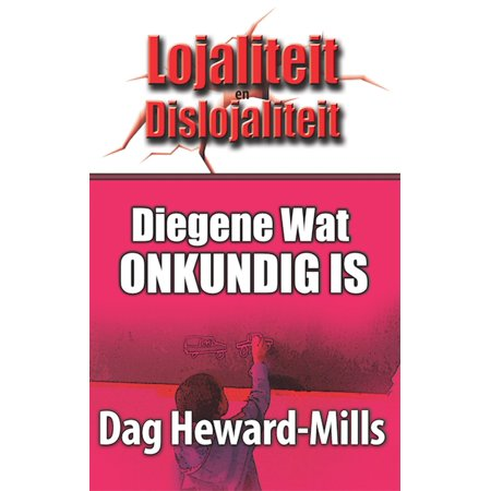 Diegene Wat Onkundig Is - eBook](Ministry Halloween Mp3)