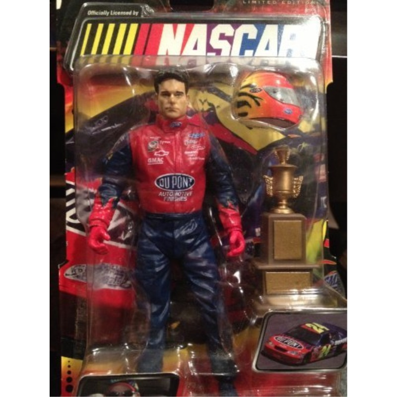 Jeff Gordon Jakks Pacific Nascar Figure