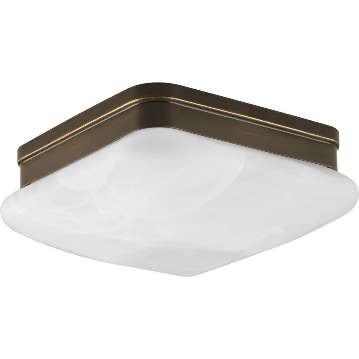 """Appeal Collection Two-Light 9"""" Flush Mount"""
