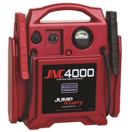 Clore Automotive JSJNC4000 Jump Starter 1100 Peak 400Amp 12V Red