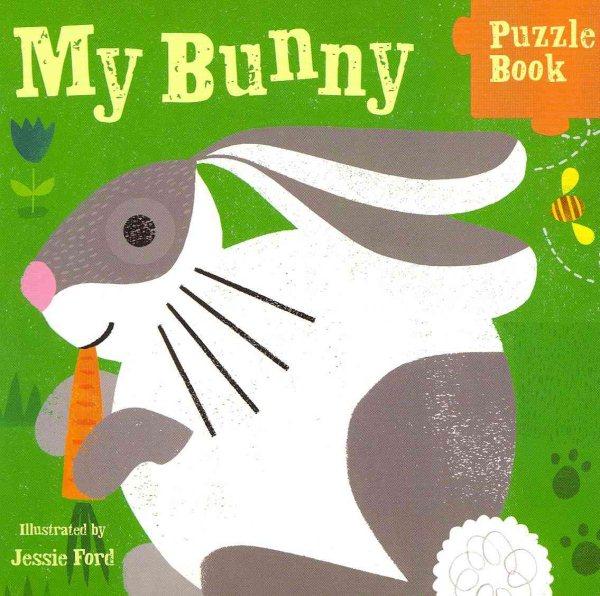 My Bunny Puzzle Book