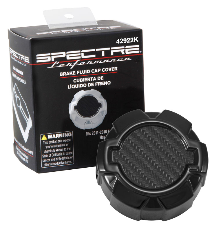 Spectre Performance Brake Fluid Cap Cover 42922K