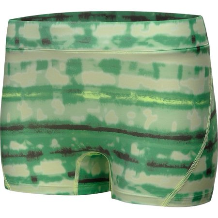 "Under Armour Women's TG 3"" Compression Shorts-Green-XL"