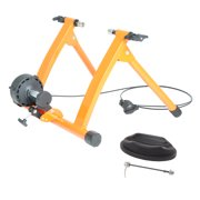 Conquer Pro Indoor Bike Trainer Exercise Machine 5 Speed Variable Magnetic Resistance by
