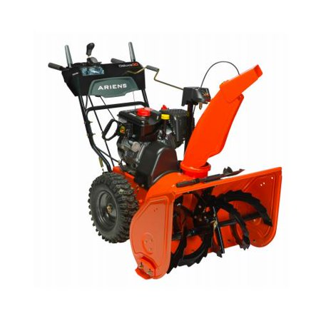 - Ariens 921047 Deluxe Snow Blower, 2-Stage, 306cc Electric-Start Engine, 30-In.