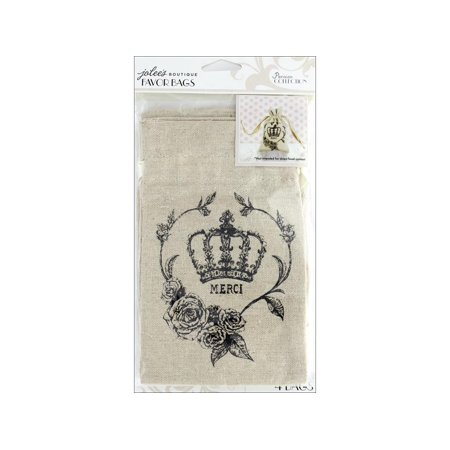 EK Jolee's Boutique Parisian Favor Bags Etching