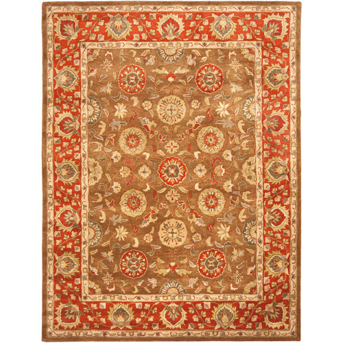 Safavieh Heritage Mercia Hand Tufted Wool Area Rug