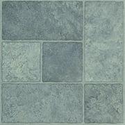 "Armstrong Flooring 18"" x 18"" Vinyl Floor Tile,45 SF/Pack, Bisque"