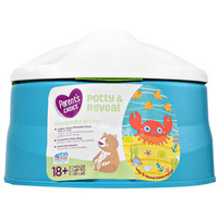 Parent's Choice Potty & Reveal, 18+ Months