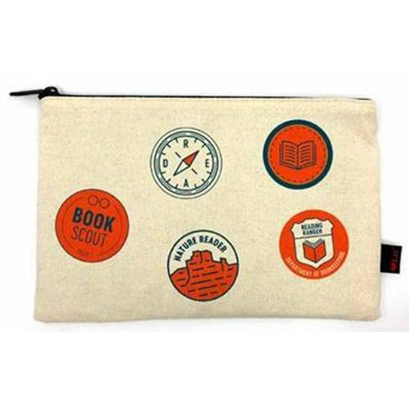 Reading Merit Badges Pencil Pouch (Other)