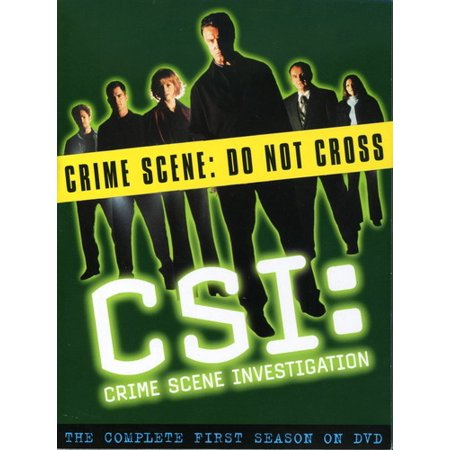 Csi  The First Season
