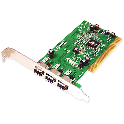 SIIG FireWire 3-Port PCI