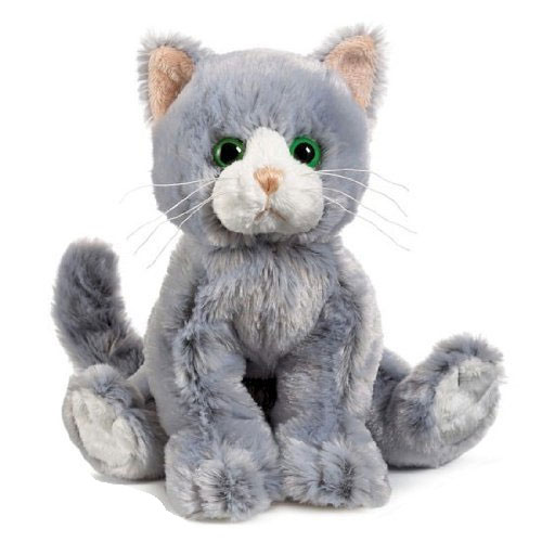 Webkinz Virtual Pet Plush - SILVERSOFT CAT (7 inch)