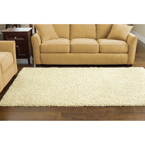 Shaw Living Shag Area Rug Image 1 Of 3