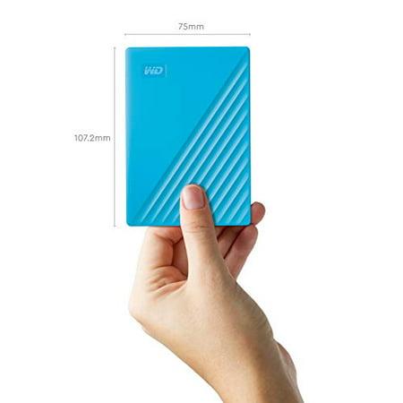 Western Digital 2TB My Passport Portable External Hard ...