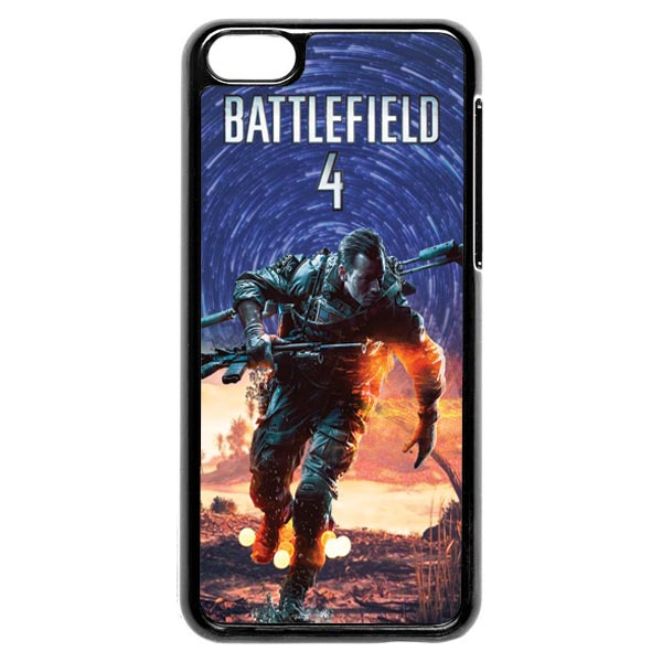 Battlefield iPhone 5c Case