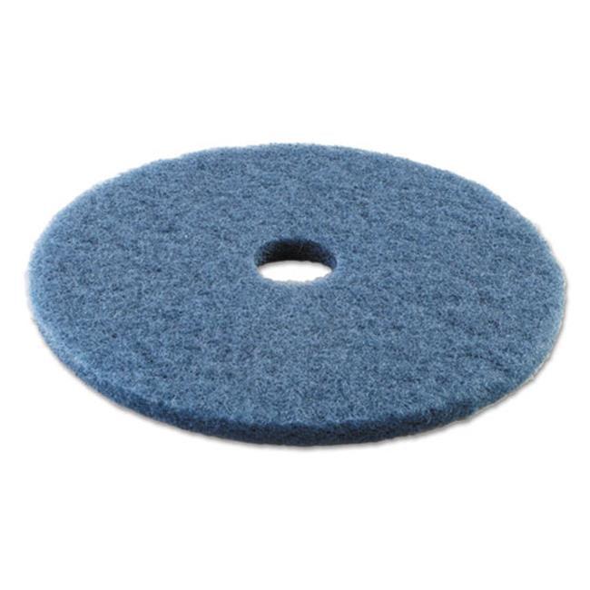 20 in. Standard Scrubbing Floor Pads, Blue - image 1 of 1
