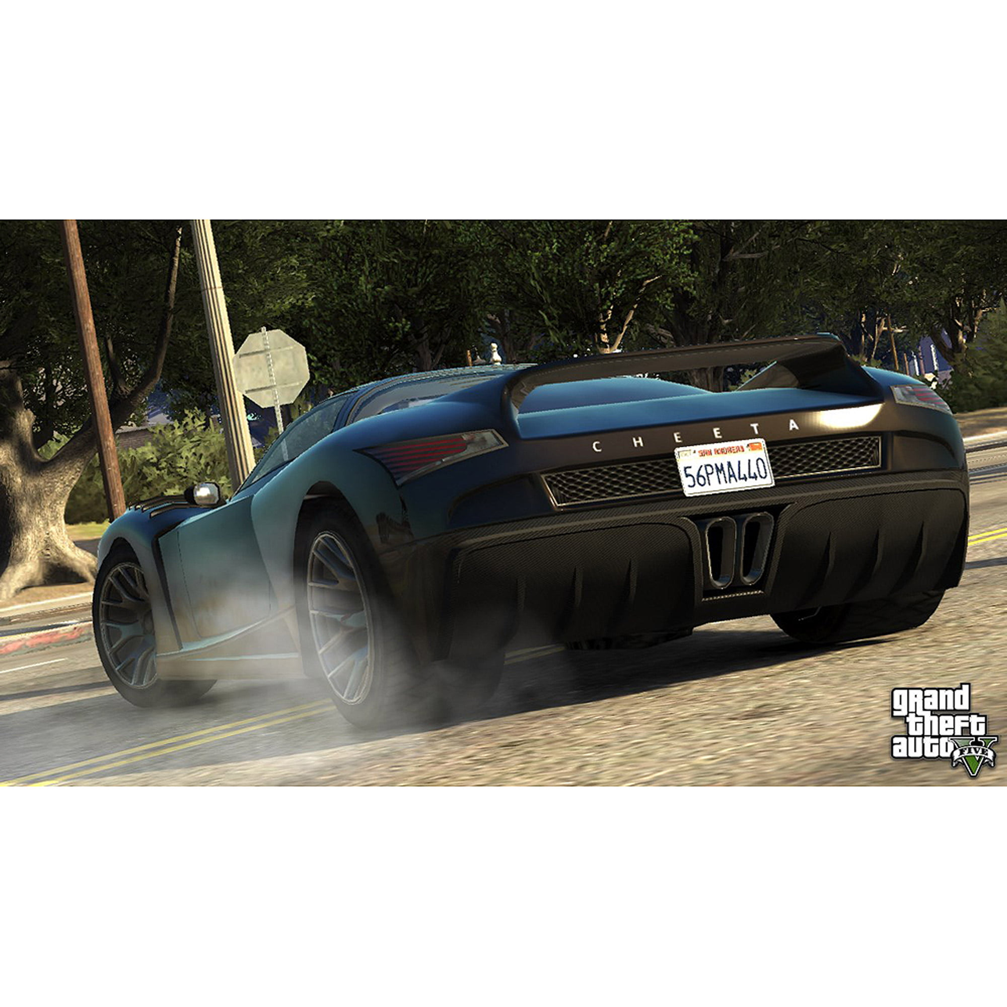 Grand Theft Auto V Rockstar Games Playstation   Walmart Com