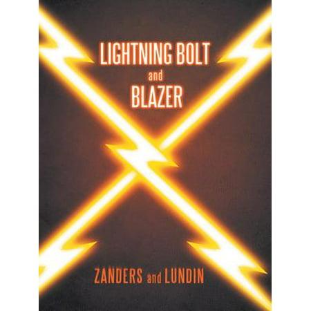 Lightning Bolt and Blazer - eBook](Lightning Bolt Makeup)