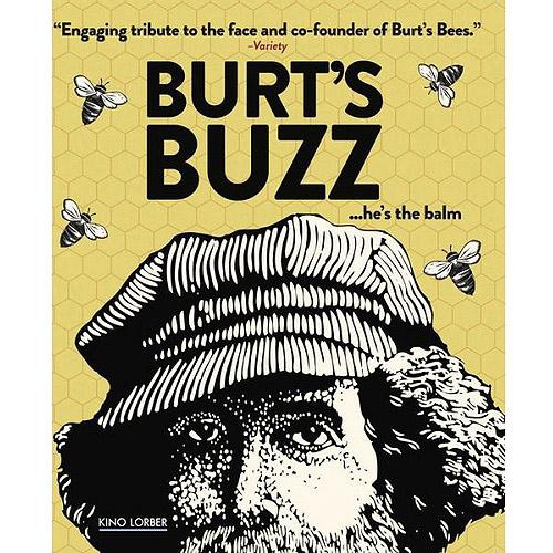 Burt's Buzz (Blu-ray)