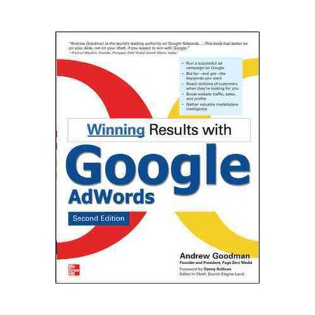 Winning Results With Google Adwords  Second Edition
