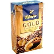 Tchibo Gold Selection Ground Coffee 2 packs x 8.8oz/250g
