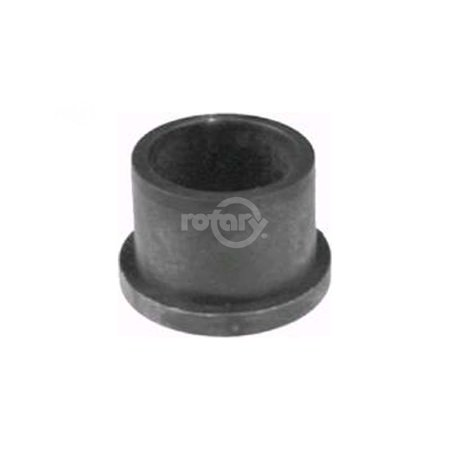 King Pin Bushing replaces MTD 741-0374.  Fits MTD Model 406 Rear Tine Tiller.  Lower Chain Case Bearing on Tiller.  Flanged OD 1-1/2
