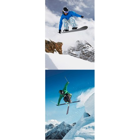 Winter sports 3 lenticular 3d 4x6 postcard greeting cards winter sports 3 lenticular 3d 4x6 postcard greeting cards skiing and snowboarding m4hsunfo