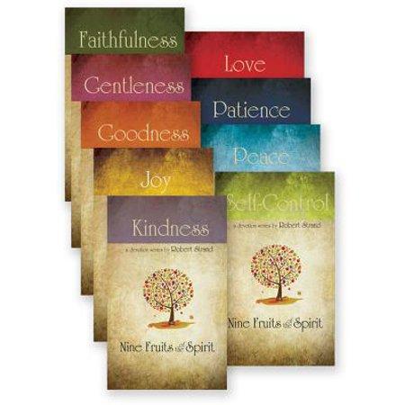 Nine Fruits of the Spirit - Fruits Of The Spirit Craft