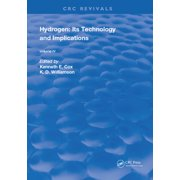 Hydrogen: Its Technology and Implication - eBook