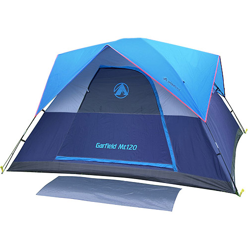 GigaTent Garfield 10' x 12' Family Cabin Tent, Sleeps 7-8
