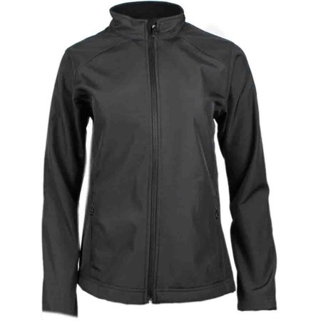 Page & Tuttle Womens Softshell Jacket Golf Athletic Outerwear Jacket (Best Softshell Cycling Jacket)