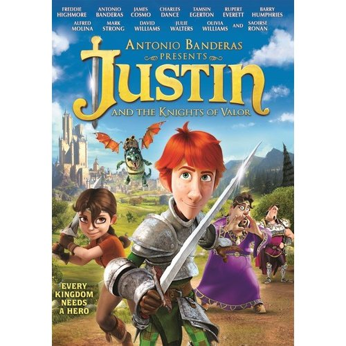 Justin And The Knights Of Valor (Widescreen)