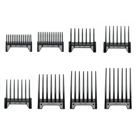 Oster 8 Piece Guide Comb Guard Attachment Set for Adjustable Blade