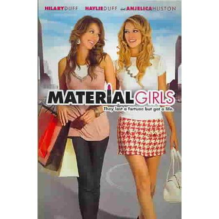 Material Girls  Dvd