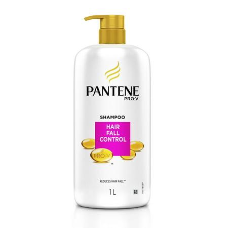 Pantene Hair Fall Control Shampoo, 1L (Best Shampoo For Hair Fall And Hair Growth)