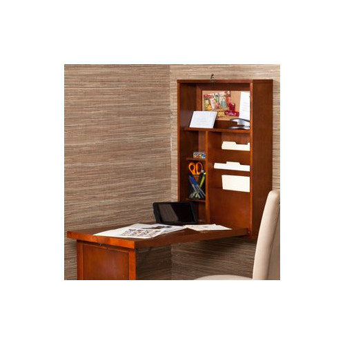 Wildon Home  Alpine Fold-Out Convertible Writing Desk