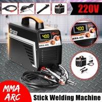 220V 400A MMA ARC DC IGBT Inverter Stick Welder Digital Electric Welding Machine