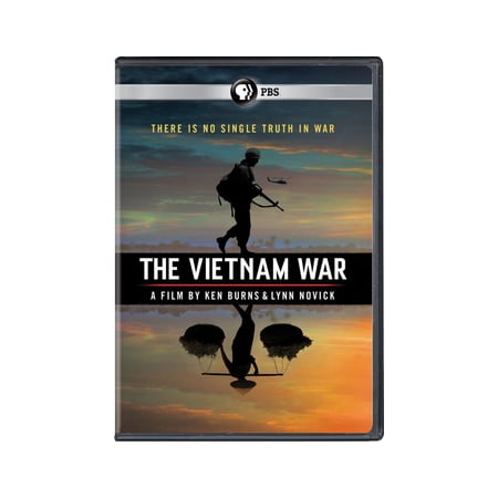 The Vietnam War: A Film By Ken Burns And Lynn Novick (DVD) - Halloween 1978 Full Film