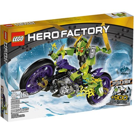 LEGO Hero Factory SPEEDA DEMON Play Set