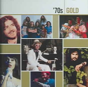 70's: Gold / Various (CD) (Remaster)](Outfit 70's)