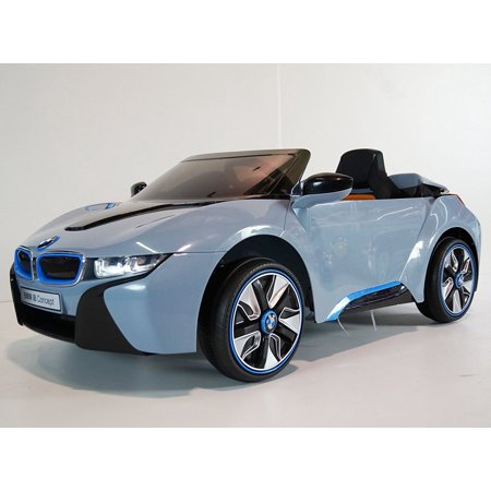 Licensed Sport Edition Bmw I8 12V Kids Electric Ride On Car Toy With Rc
