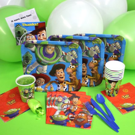 Toy Story Party Pack For 8 Walmart Com