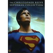 Christopher Reeve Superman Collection [DVD] by WARNER HOME ENTERTAINMENT