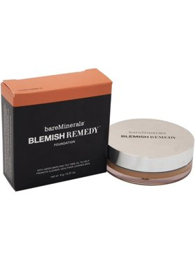 Bareminerals Blemish Remedy Foundation, Clearly Amber, 0.21 Oz