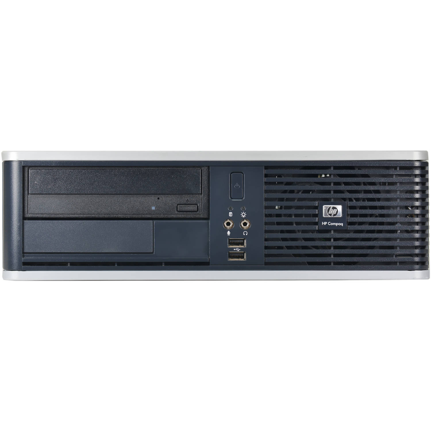 Refurbished HP Black DC5800 Desktop PC with Intel Core 2 Duo Processor, 4GB Memory, 1TB Hard Drive and Windows 10 Pro (Monitor Not Included)