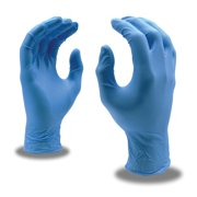 Sysco Nitrile Food Service Gloves, 100 Count (large, Blue)