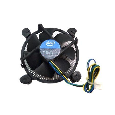 E97378-001 Intel Socket LGA 1150 1155 1156 4-PIN CPU Heatsink Cooling FAN Combo Laptop CPU Fans &